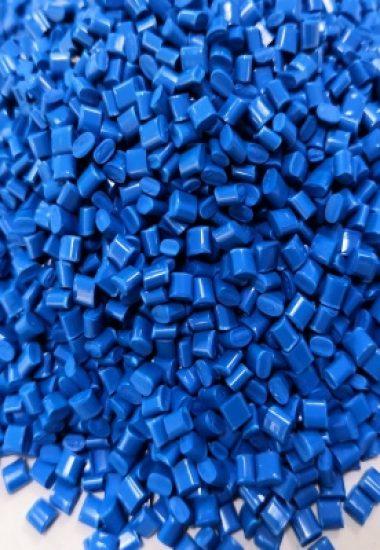 Blue-Masterbatch